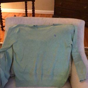 Polo by Ralph Lauren Men's V-Neck Sweater